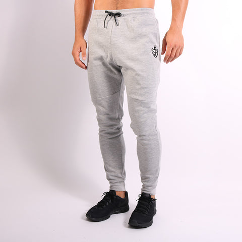 SP Aesthetics Fusion Shorts - Black / Light Grey