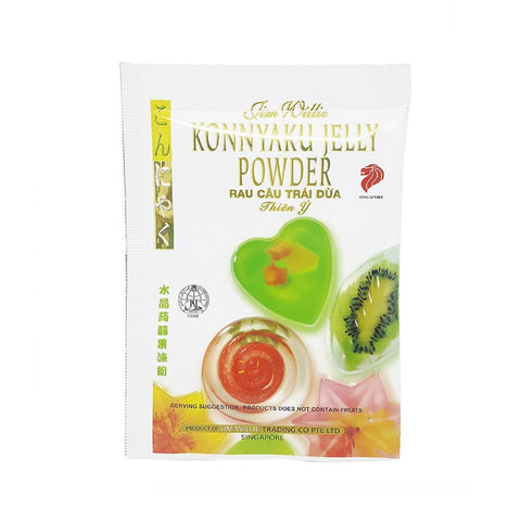 The best for 3D Jelly Cakes 6 Packs x 10g Hoang Yen 3D Jelly Powder