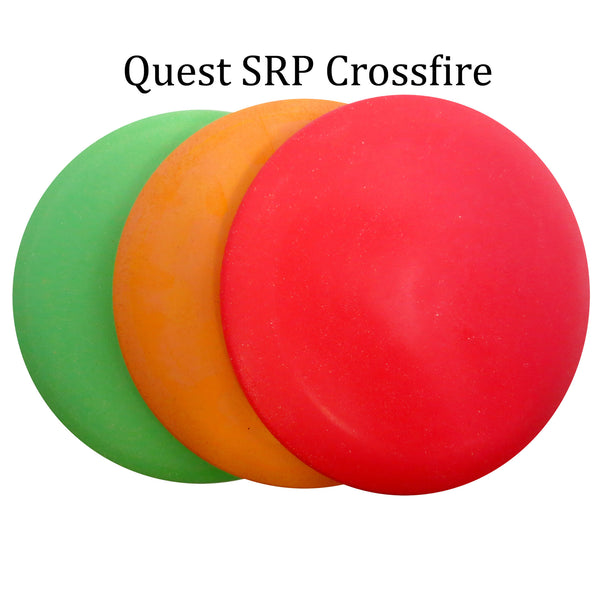 Quest SRP Custom Golf Discs