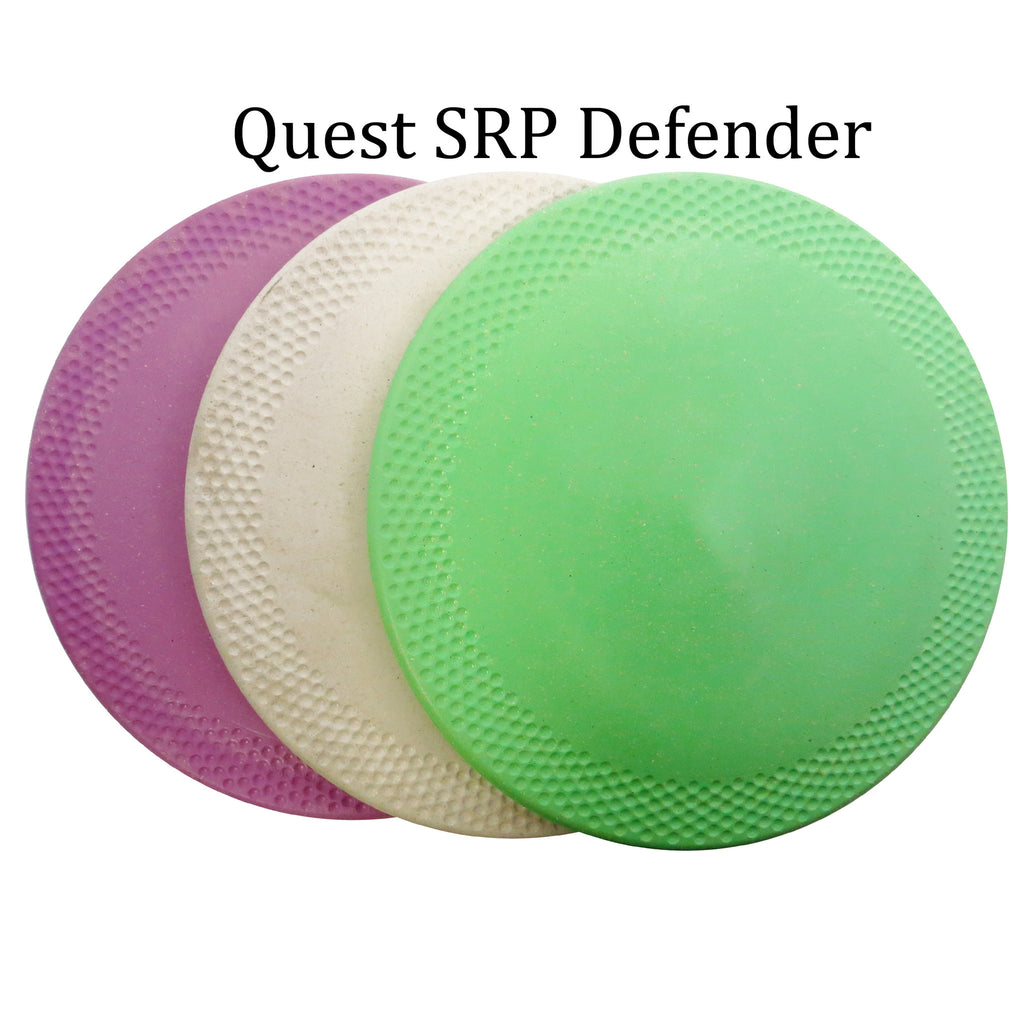 Quest SRP Custom Golf Discs (Add-on to Mini Order)