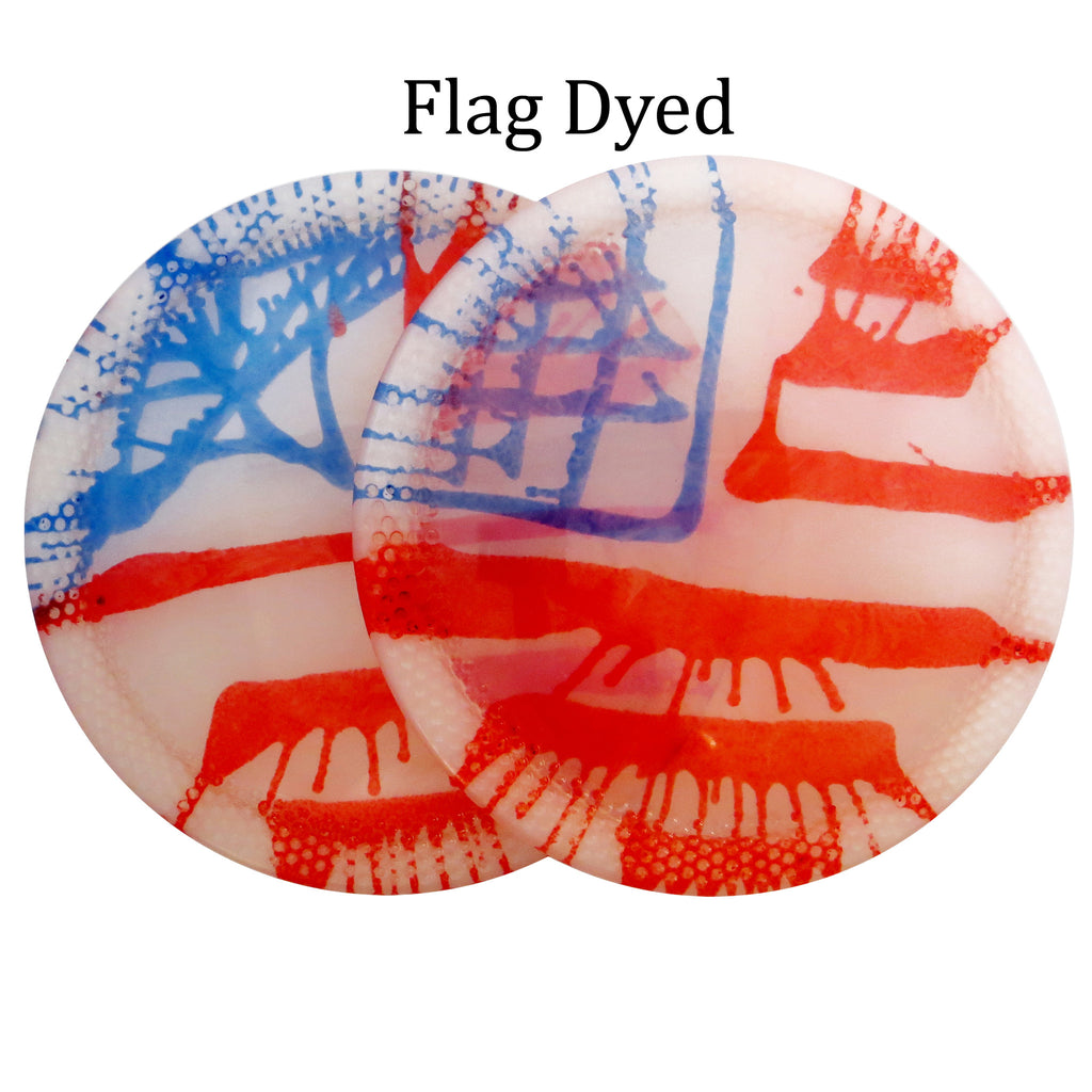 Quest Tie-Dyed Custom Golf Discs