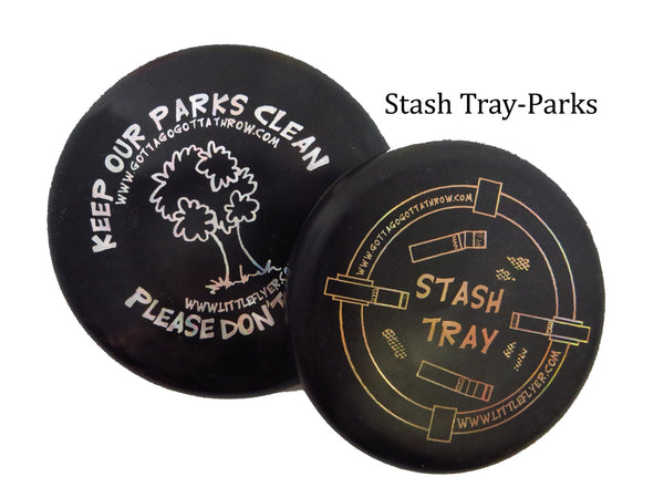 "Stock Stamped Mini Discs- 4.25"" Little Flyer"