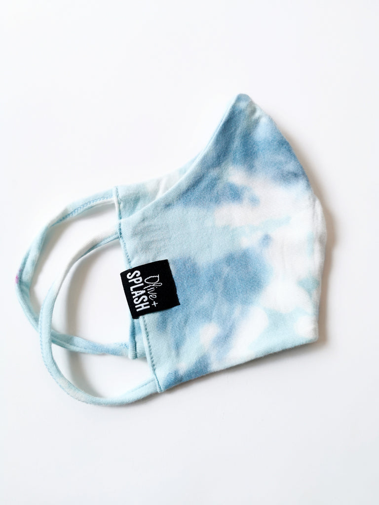 Tie Dye Air Mask