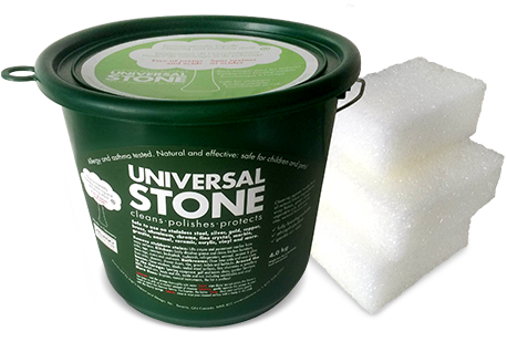Universal Stone & World's Best Pot Scrubbers I Natural