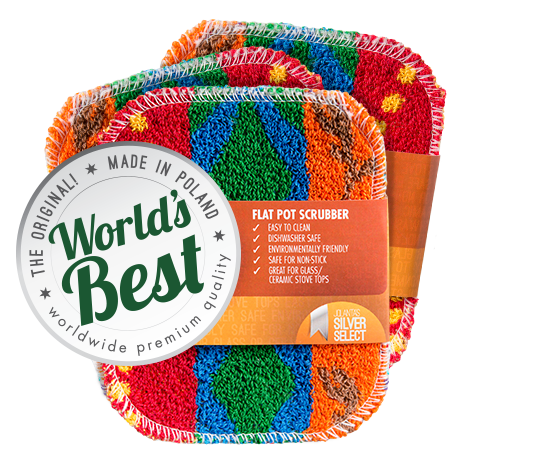Universal Stone Amp World S Best Pot Scrubbers I Natural