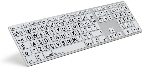 Mac Large-Print Keyboard