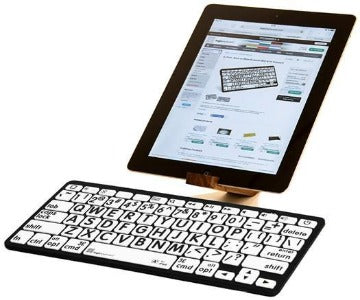 Apple Large-Print Bluetooth Mini Keyboard