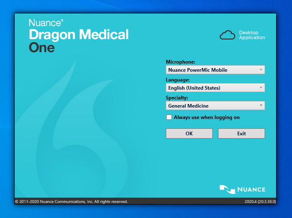 Dragon Medical One in Canada
