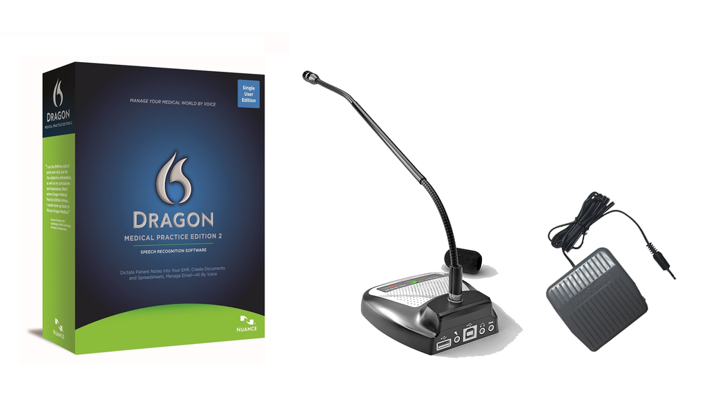 DMPE2, SpeechWare TableMike 6-in-1 & Footswitch