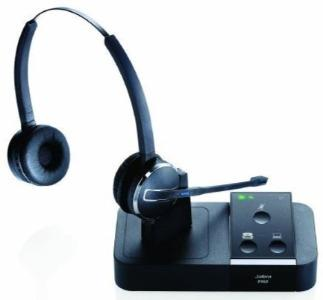 Jabra Pro 9450 Duo Flex Headset with Phone/PC Switch