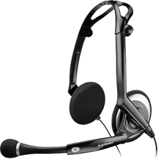 Plantronics .Audio 400 USB DSP Stereo Headset