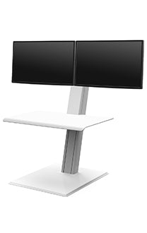 Humanscale - QuickStand Eco Dual Monitor