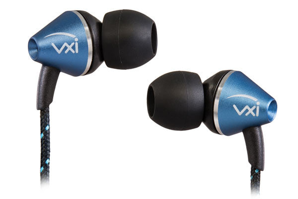 VXi Wired Earbuds with Inline Microphone & Volume Control