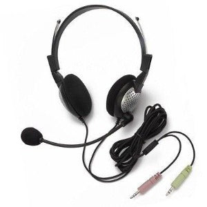 Andrea NC91 - Anti Noise Analog Computer Headphones