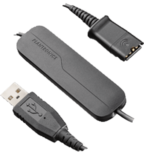 Plantronics DA40 USB Adapter