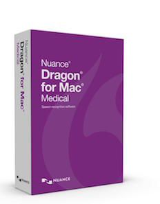 Dragon For Mac Medical 5 (Box product with USB Key)
