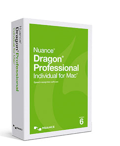 Dragon Professional Individual for Mac v6