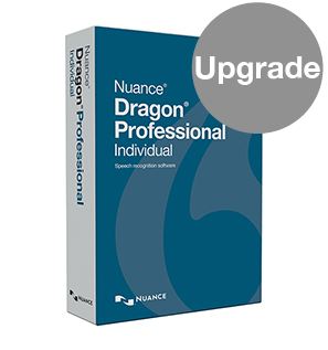 Dragon Professional v15 Individual Upgrade - from Dragon Professional v13 - Download only.