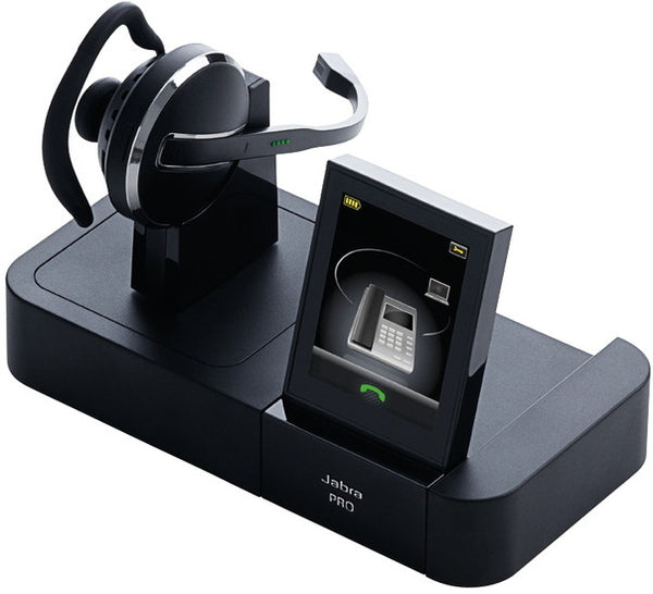 Jabra 9460 Mono Headset with Phone/PC Switch