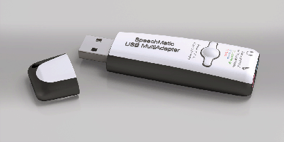 SpeechWare SpeechMatic USB MultiAdapter