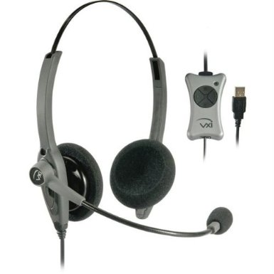 VXi TalkPro UC2 Binaural USB Headset