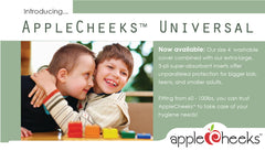 AppleCheeks Universal - Size 3 and Size 4
