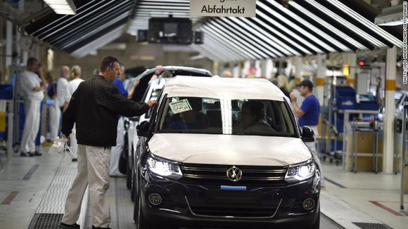 Volkswagen will use 3D printers to produce parts