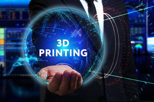 What's Happening in 3D Printing?