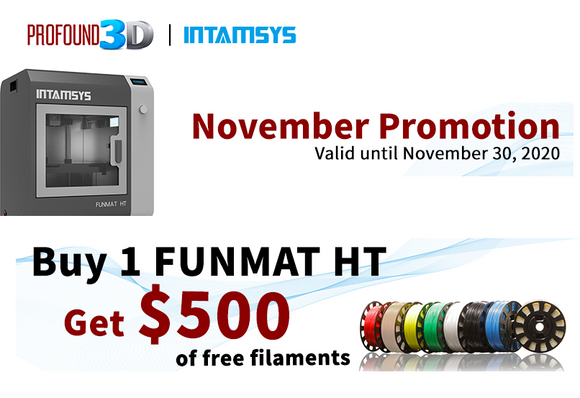 NOVEMBER FUNMAT HT PROMOTION