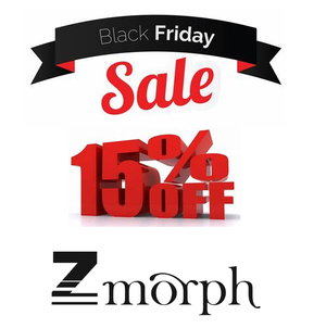 Black Friday Savings from ZMorph and Profound3D!
