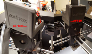 Before... and After... Zortrax Service!