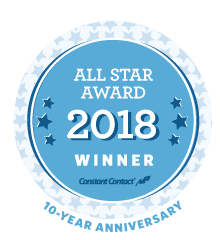 Profound 3D Earns 2018 Constant Contact All Star Award