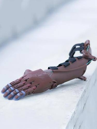 Raise 3D and E-Nable Partner for Low-Cost Prosthetics