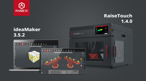 Raise 3D Printer Updates