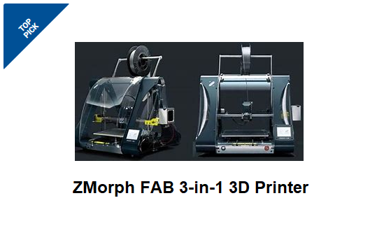 ALL3DP 2021 Best 3-In-1 3D Printers