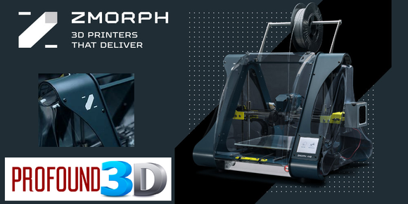 ZMorph Fab - The Most Advanced All-in-One 3D Printer, Yet!