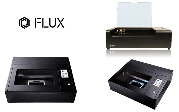 Flux Laser Cutters & Engravers