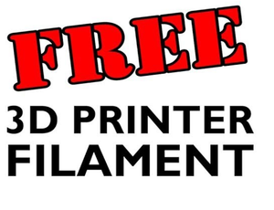 Intamsys Free Filament Promotion