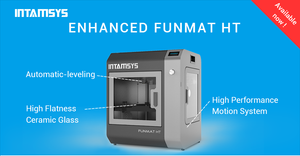INTAMSYS FUNMAT HT ENHANCED 3D PRINTER