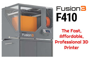 Review - Fusion3 F410 3D Printer