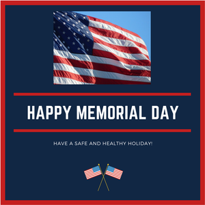 Happy Memorial Day from Profound 3D!