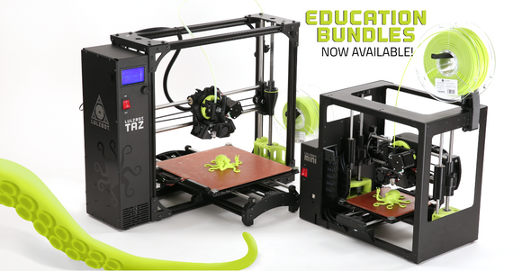 LulzBot Education Bundles from Profound 3D