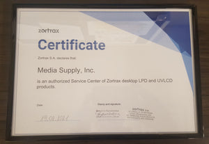 Official Zortrax Service Center