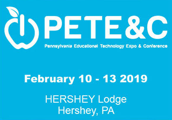 Join us at the PETE&C Conference!