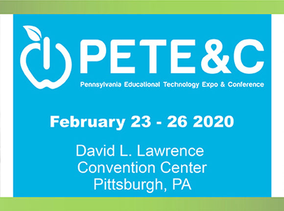 Join us at the PETE&C 2020 Conference!