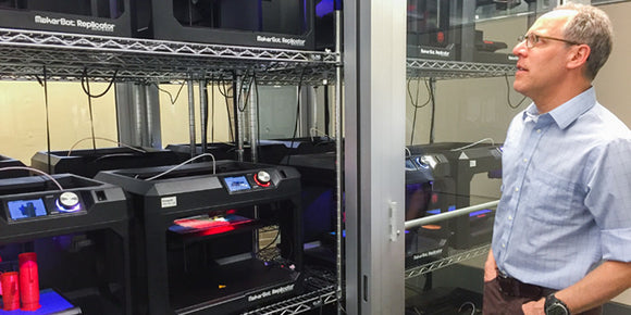 Penn State Opens MakerBot Innovation Center