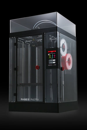 Raise3D Pro2 3D printer and Flexible Manufacturing