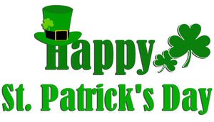 Happy St. Patrick's Day from Profound3D