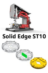 Siemens Solid Edge ST10 – Coming soon to EinScan 3D scanners