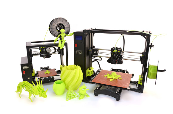 New at Profound 3D! LulzBot Desktop 3D Printers